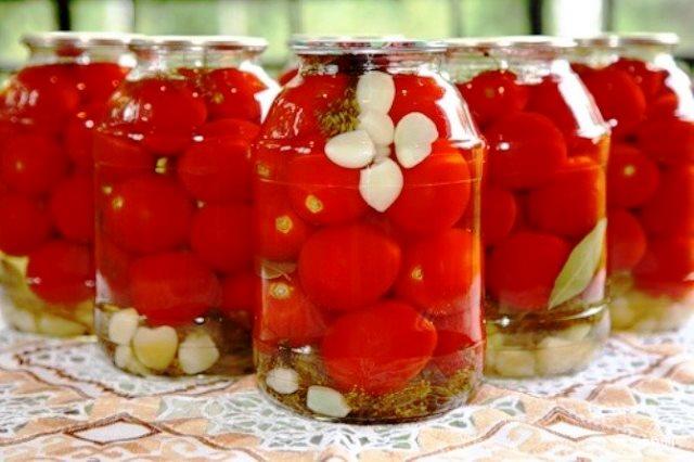 Рецепты помидор на зиму: лучшие заготовки