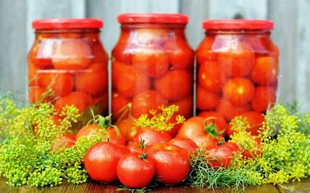 Маринованные помидоры на зиму: 11 простых и очень вкусных рецептов
