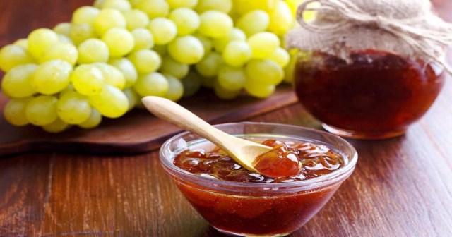 Варенье из винограда на зиму: 12 простых и вкусных рецептов приготовления